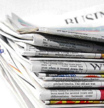 Αυξήθηκε σε παγκόσμια κλίμακα η κυκλοφορία των εφημερίδων