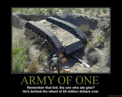 """H """"στρατιά"""" του ενός!"""